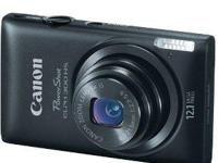 I have a Canon powershot new in box Black/Red color
