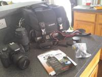 canon rebel T3i in great condition! no issues or damage
