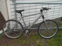 One Cannondale F300 Mountain bike metallic light brown