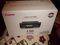CANONProduct Description - L50 PC 1060, 1061, 1080F,