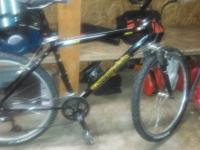 Up for sale is my cannondale mountain bike made in USA!