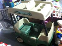 Canopy Wagon $65 mint condition Chabad Thrift Store Non