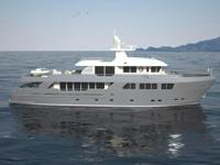 Each Cantiere delle Marche yacht is custom built for
