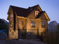 Cantilever Lodge, located at Durango Mountain Resort,