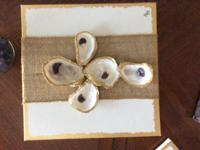HAND MADE cross oyster canvas Materials; canvas, local