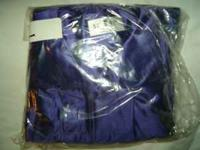 For sale, New in the package a purple cap & gown with a