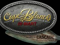 Two Tickets for the Bi-Mart's Cape Blanco Country Music
