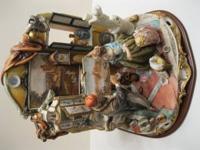 The Antique Dealer (L'Antiquario) Limited Edition. h.
