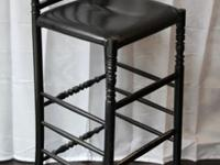Moooi Dutch designer Bar chairsBeautiful black leather