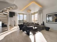 No expense was spared on this stunning penthouse at the