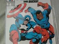 Today we have for you a Captain America #334 (Oct 1987,