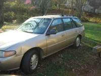 Hi I am selling a ford escort st wagon the car has