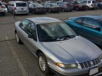 1997 Chrysler Concord LXI. High mileage but still runs