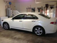 2009 Acura TSX. 57,700 miles. 6 year/100,000 mile
