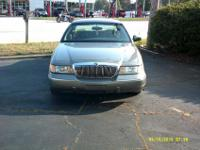 2000 Mercury Grand MarquisFeatures: runs and drives,