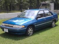1995 Mercury Tracer , 4 cyl, great on gas, runs great,