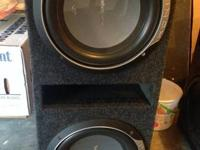 I'm trying to sell some of my car audio. I've collected