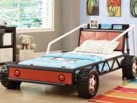 Envision the enjoyment of having a car bed in your