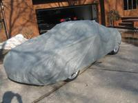 For sale, Porsche Boxster car cover, like new,