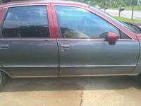 I have a 92 caprice that's two tone Scarlett and gray