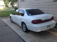 1998 Oldsmobile Cutlass. White 4 dr. Runs like a champ