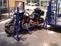 Custom Car Hauler Carry your car, motorcycle, ATV's,