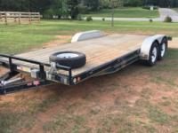 Hauler Rentals. Moving Trailers 2 car Haulers Equipment