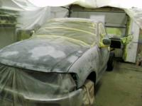 Offering a mid-summer thrifty car painting special for