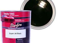 1/2 gallon Trinity 1945 Starfire Super Jet Black