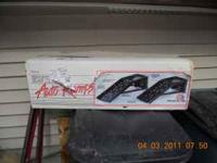 Set of car ramps USA made still in the box  Location: