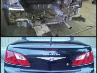At S&M we personalize, fix, make dents disappear, we