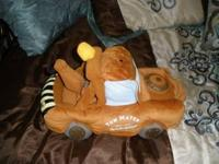 Brand new Car's Tow Mater plush toy. I will not respond