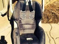 1-4 yr olds Car Seat by Evenflo.  Quick ins and outs