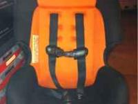 Very nice car seat in great condition, used as a spare