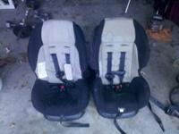 I have 2 car seats for sale. 30.00 a piece. Chris