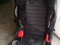 2012 Britax Frontier 85 (Side Impact Cushion