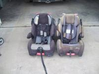 I have two car seats that our son has outgrown. They