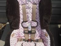 SAFETY SEAT BY:.  BRITIX: USE REAR FACING FOR 1 YEAR