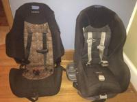 Two great condition Cosco car seats for forward-facing