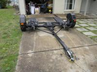 Selling my tow dolly, It is in good condition, I am