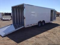 Car Trailers, Car Haulers, Bumper Pull Car Trailers,
