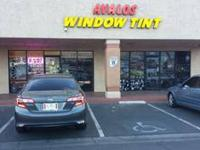 AVALOS TINT !! Professional-Courteous Service. Avalos
