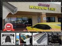 Avalos window tint █ Best prices on window