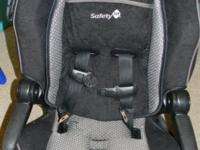 Very good condition Safety 1st Summit Highback Booster
