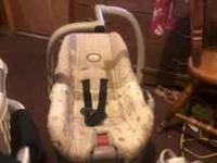 I have a Evenflo boys car seat Im wanting to sell. It