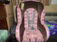 A nice car seat only used maybe a dozen times  room 116