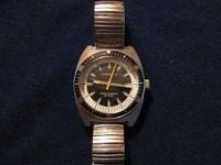 Vintage 1974 N4 666 ft. divers watch. Very good