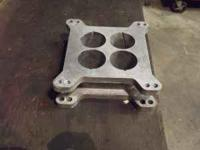 "2"" 4port carb spacer...... $20 1/2 carb"