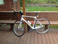 Carbon Fiber Trek Madone 5.2 Series. All Shimano