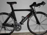 Carbon Fiber Triathlon Bike 54cm all dura ace 7800